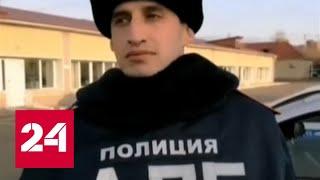 В ГИБДД Красноярска сняли агитационный ролик по мотивам