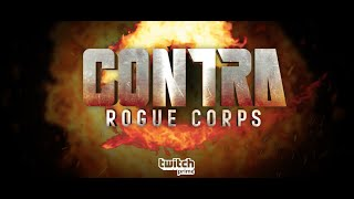 Contra Rogue Corps Live Show Open