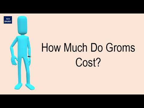 How Much Do Groms Cost?