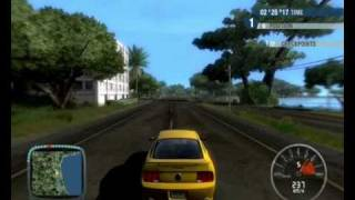 Test Drive Unlimited PC Gameplay