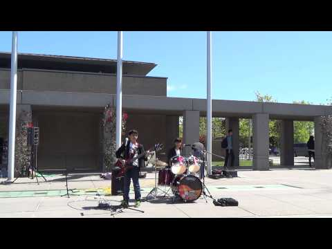 Cupertino Earth Day 2014 - Event Horizon Rock Band