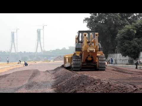 Le développement des infrastructures dans la République du Congo