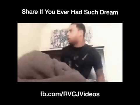Dangerous Dreams Of Falling || Funny Video