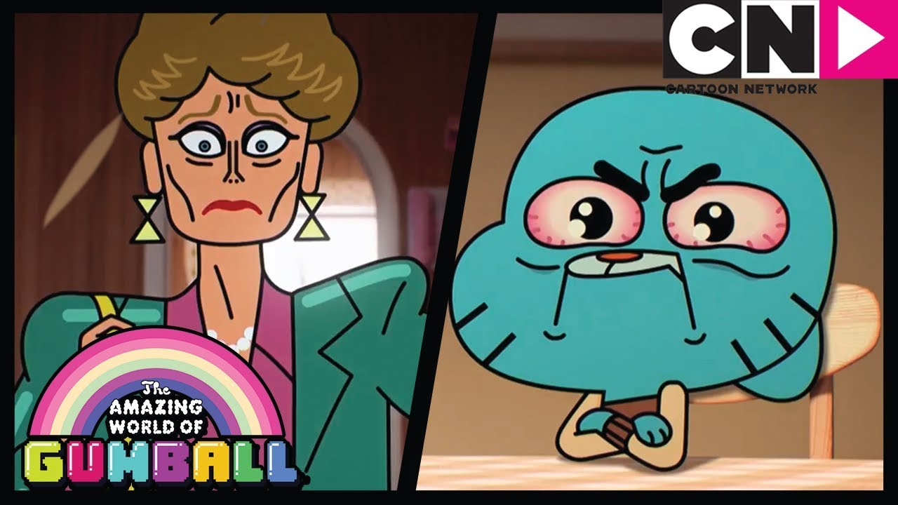 Download Gumball | Lady Watterson | Cartoon Network
