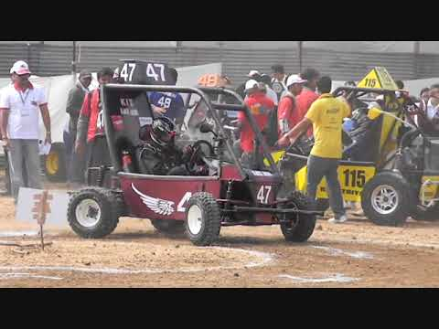 The making of an All Terrain Vehicle (ATV) | Team Race Aces - Kolhapur | SAE BAJA 2013