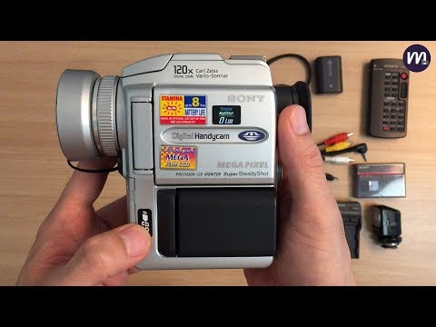 SONY DCR PC110