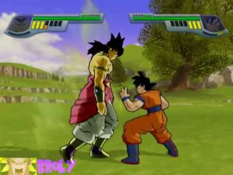 Broly - Normal State - YouTube