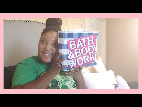 50% Fall Items Plus $6.50 Aromatherapy Sale Bath & Body Works Haul!!