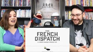 The French Dispatch - Official Trailer Reaction / Review