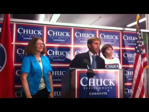 Chuck Fleischmann Victory Speech