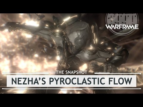 Warframe: Nezha's Pyroclastic Flow Build - 4 Forma [thesnapshot]