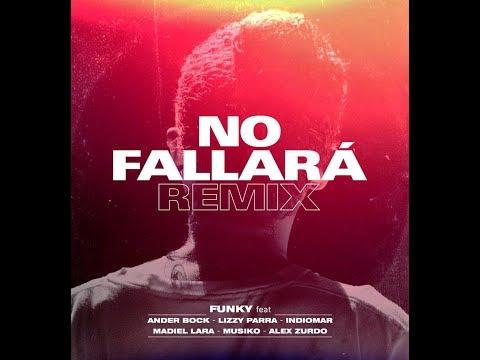 No Fallará Remix Part Alex Zurdo Indiomar Madiel Lara