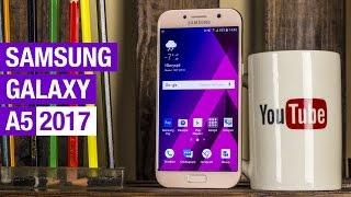 Samsung Galaxy A5 2017 обзор смартфона. Особенности, козыри и недостатки Galaxy A5 2017