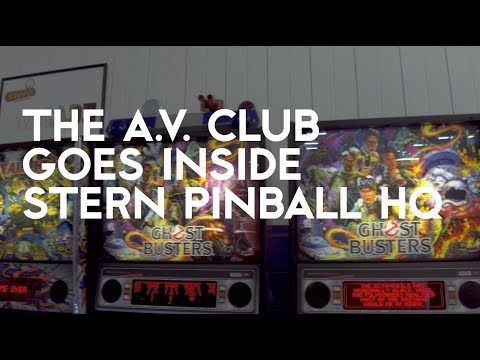 Stern Pinball teaches us how to make a pinball machine from start to finish