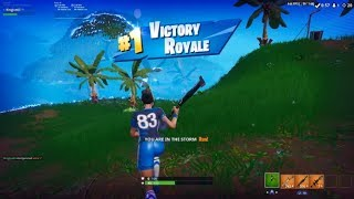 High Kill Solo Win Gameplay (Fortnite Ps4 Controller)