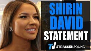 Shirin David Statement zum Album - TV Strassensound mit Marvin