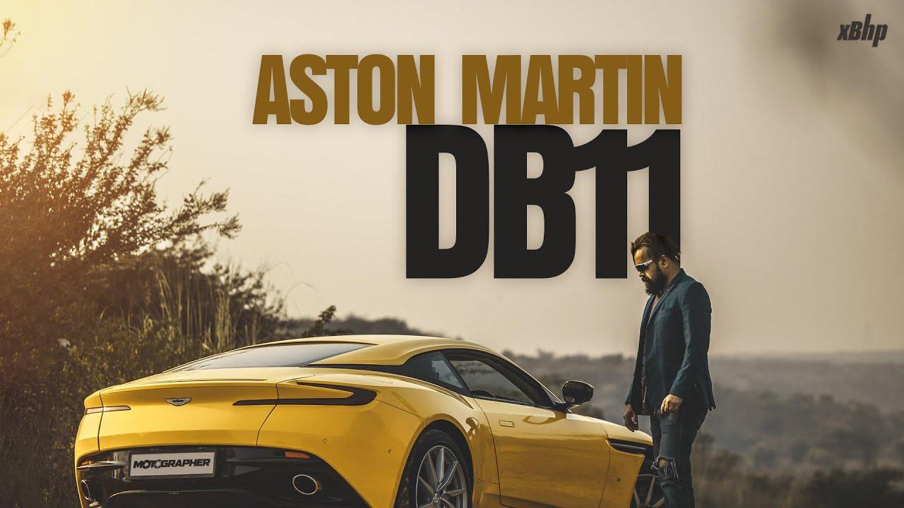 The Beautiful And Ferocious Aston Martin Db11 Youtube