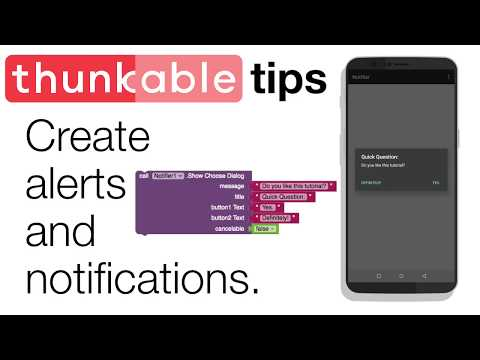 Repeat WebView Dialog Box In Thunkable || 99features by