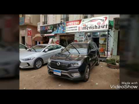 El Menshawi Rent Car. Аренда автомобиля в Хургаде