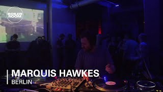 Marquis Hawkes Boiler Room Berlin 60 Min DJ Set
