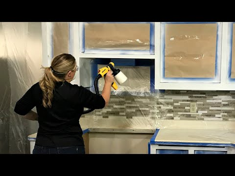 how-to-paint-kitchen-cabinets-with-a-paint-sprayer
