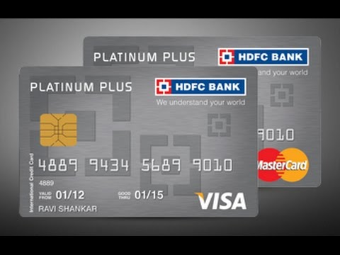 How to redeem HDFC debit card CASHBACK points? - YouTube