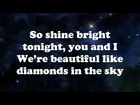 Diamonds - Rihanna cover by Tedy Bear with lyrics