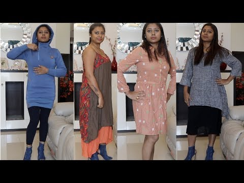 Indian Vlogger Soumali || Try on Haul || Newchic shopping online Review
