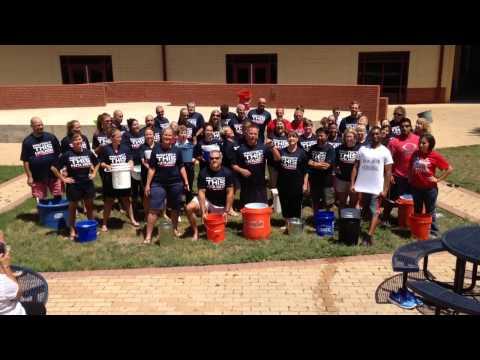 Rawlinson Middle School ALS Ice Bucket Challenge