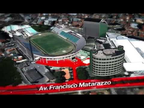 Transformação Palestra Italia - Allianz Parque