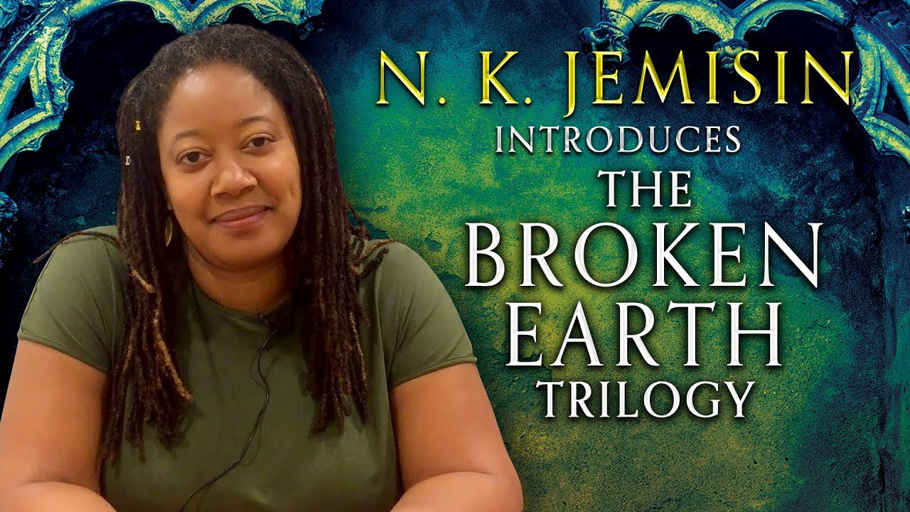 Image result for n k jemisin