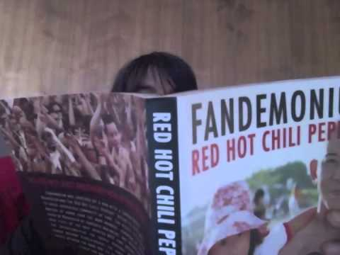 Fandemonium: Red Hot Chili Peppers [Anthony Kiedis Introduction] Thumbnail image