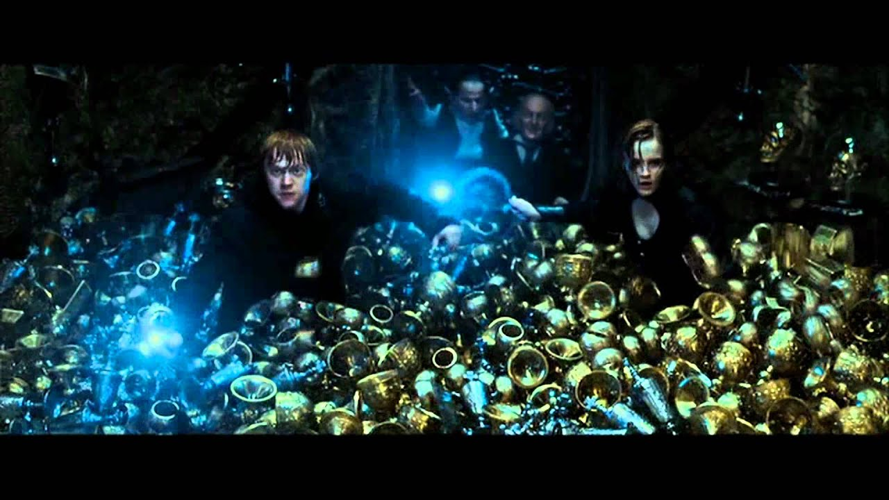 Gold 3d Hd Wallpapers Harry Potter And The Deahtly Hallows Part 2 Inside