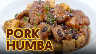 Tokwa at Baboy Humba | Pork Humba with Tofu Recipe