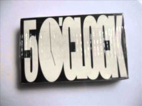 Nonchalant - 5 O'Clock (Joe Quixx Mix) (1995)