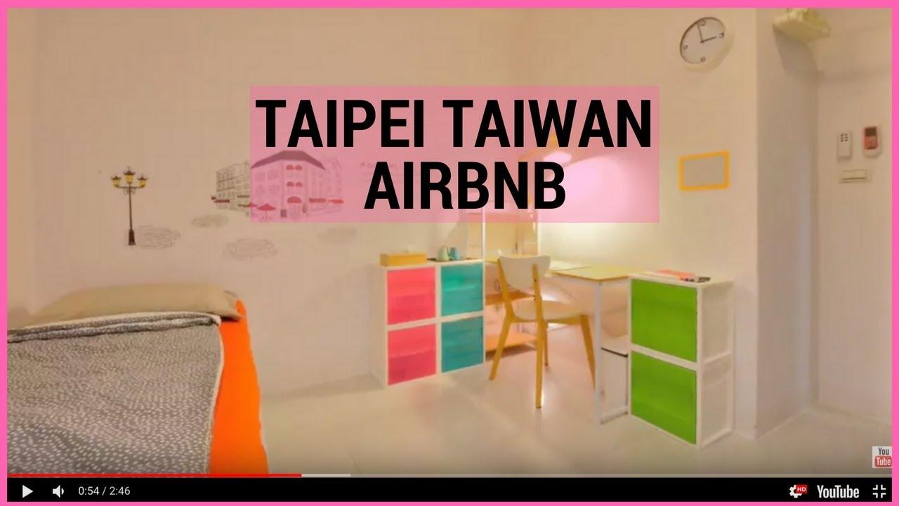 Taipei AirBnb in Nangang District