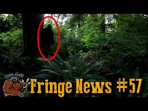 New Bigfoot Trackway Found on the Susquehanna, Bigfoot Caption   Contest, and more FN-57