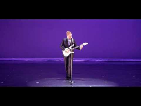 "Andrew von Gregor - ""Purple Rain"""