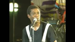 Youssou N'Dour  - Set (Womad Festival at Yokohama) - 31 août 1991