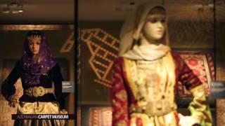 Carpet  Museum   Azerbaijani traditional clothing