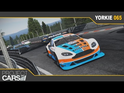 Project Cars MP: 24 hours of The Green Hell [Nordschleife] with The Gentlemans Club