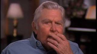 "Andy Griffith discusses the genesis of ""The Andy Griffith Show"" - EMMYTVLEGENDS.ORG"