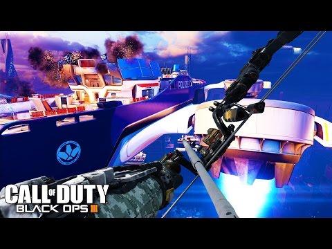Black Ops 3 Awakening DLC Domination Massacre w/ Stream Team