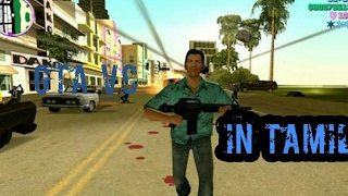 GTA Vice City gameplay in tamil