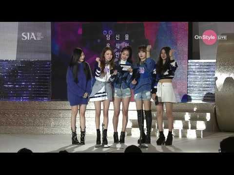 141028 4Minute - Girl's Education Propaganda @2014 Style Icon Awards