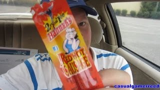 Reed Reviews - Hannah's Red Hot Pickled Sausage