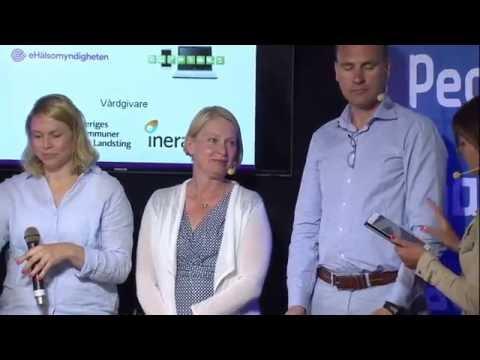 E-hälsa och personligt hälsokonto – IT som verktyg för ett friskare Sverige