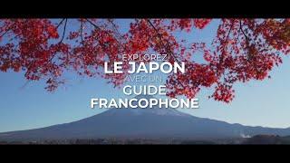 Trouver un guide au Japon - Visitez et découvrez le Japon avec un guide francophone