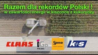 Razem dla Rekordów Polski w zakiszaniu kukurydzy!