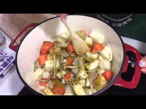 奶油蔬菜咖哩 食譜 - Penny's House